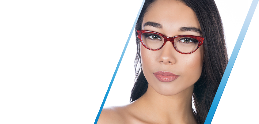 Great style for less - Designer Frames starting at only $5.95